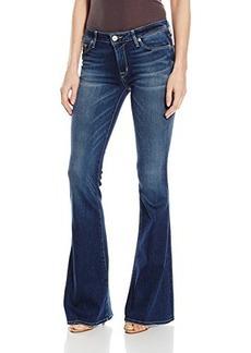 Hudson Women's Mia Five-Pocket Midrise Flare Jean
