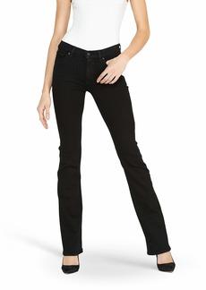 Hudson Jeans HUDSON Women's Nico Mid Rise Bootcut Jean black