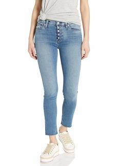 Hudson Jeans HUDSON Women's Nico Mid Rise Skinny Crop Jean