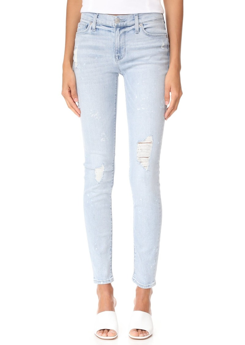 Hudson Jeans HUDSON Women's Nico Mid Rise Super Skinny Jeans