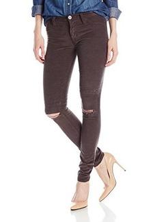 Hudson Women's Nico Midrise Super Skinny Corduroy Pant In