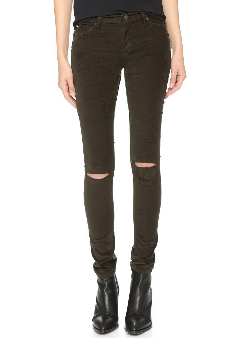 Hudson Jeans HUDSON Women's Nico Super Skinny Corduroy Pants