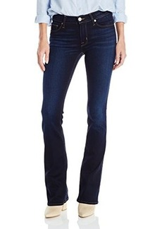 Hudson Women's Petite Love Midrise Bootcut 5 Pocket Jeans