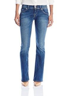 Hudson Women's Petite Signature Bootcut Jeans