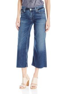 Hudson Jeans Women's Sammi Wide-Leg Crop Jean