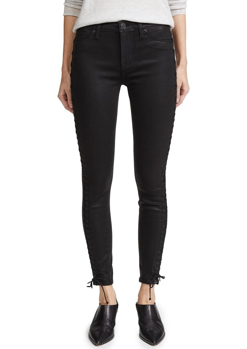 Hudson Jeans HUDSON Women's Stevie Lace Up Skinny Jeans