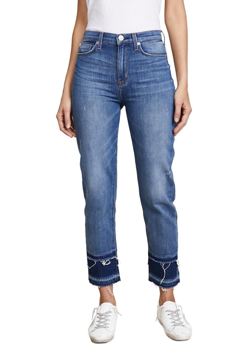 Hudson Jeans HUDSON Women's Zoeey High Rise Crop Jeans