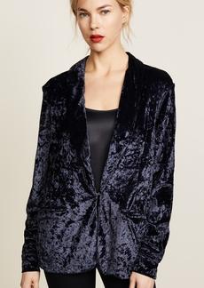 Hudson Jeans Hudson x Baja East Coco Velvet Jacket