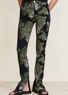 Hudson Jeans Hudson x Baja East Heartbreaker High Rise Bootcut Jeans