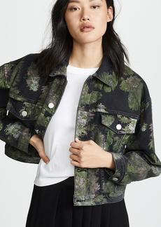 Hudson Jeans Hudson x Baja East Rei Cropped Jacket