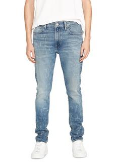 Hudson Jeans Hudson Zack Skinny Fit Jeans in Indigo Acid