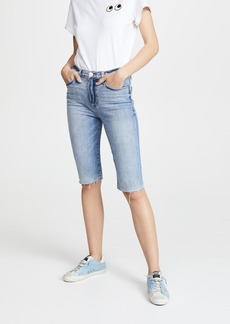 Hudson Jeans Hudson Zoeey Cutoff Boyfriend Shorts