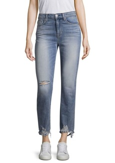 Hudson Zoey High Rise Jeans