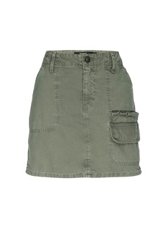 Hudson Jeans Hunter Mini Cargo Skirt