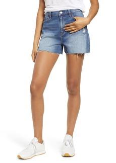 Hudson Jeans Jade Boyfriend Cutoff Shorts