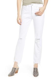 Hudson Jeans Jessi Relaxed Crop Boyfriend Jeans