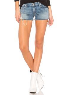 Hudson Jeans Kenzie Cut Off Short