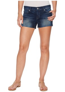 Hudson Jeans Kenzie Cut Off Shorts in Crazed