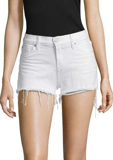 Hudson Jeans Kenzie Distressed Shorts