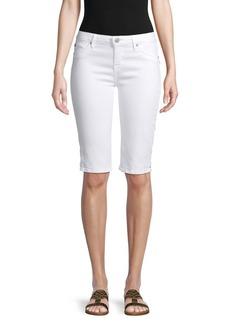 Hudson Jeans Knee Jean Shorts