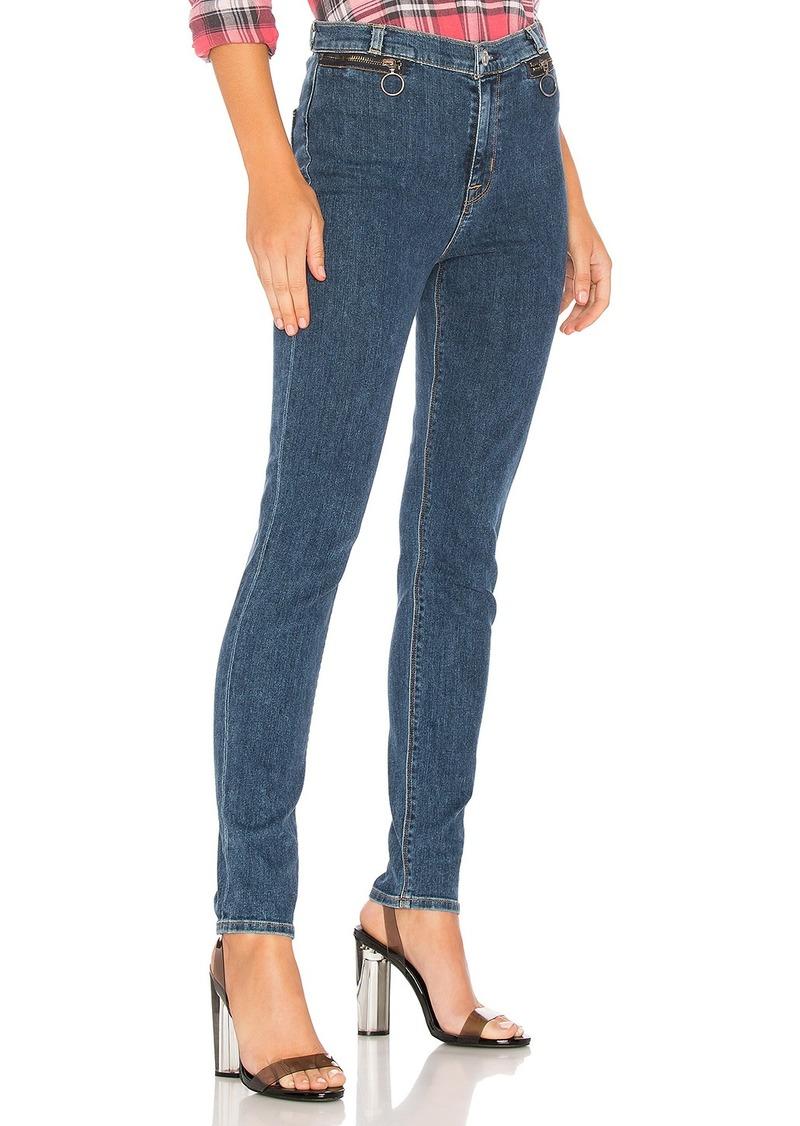 Hudson Jeans Kooper High Rise Super Skinny