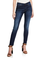 Hudson Jeans Krista Mid-Rise Ankle Skinny Jeans