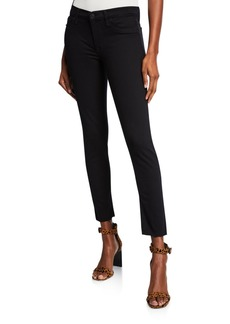Hudson Jeans Krista Raw-Hem Ankle Jeans