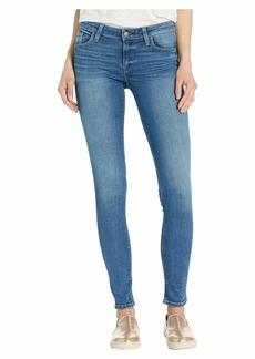 Hudson Jeans Krista Skinny Jeans in Strike