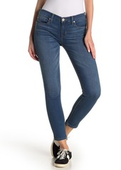 Hudson Jeans Krista Super Skinny Cropped Jeans