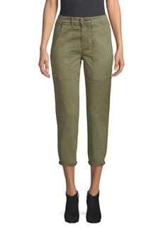 Hudson Jeans Leverage High-Rise Ankle Pants