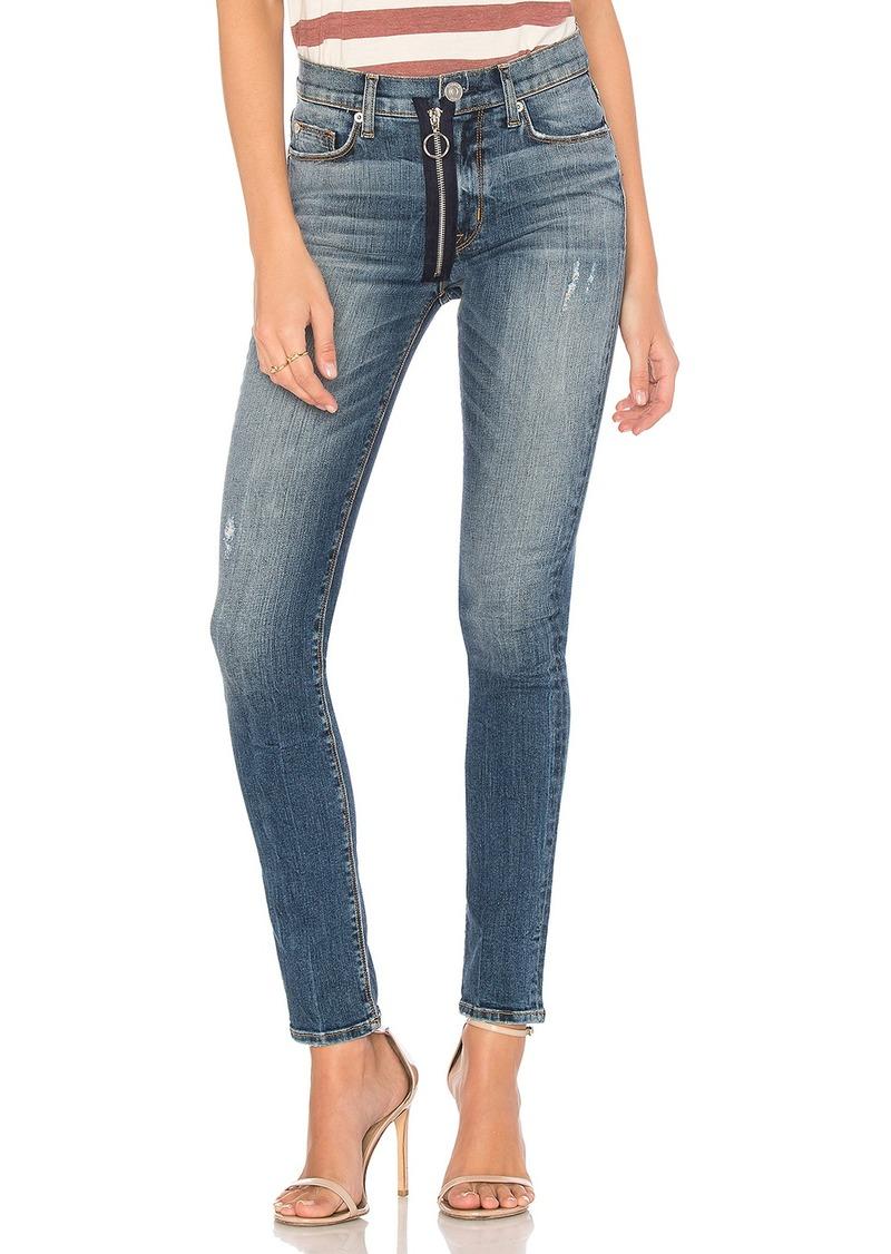 Hudson Jeans Lexi High Rise Skinny