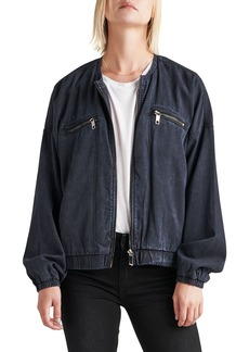 Hudson Jeans Lightweight Denim Shirt Jacket