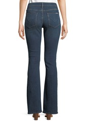 Hudson Jeans Love Faded Boot-Cut Jeans
