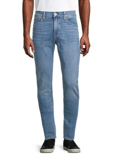 Hudson Jeans Low-Rise Skinny-Fit Jeans