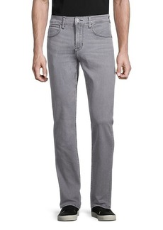 Hudson Jeans Low-Rise Straight-FIt Jeans