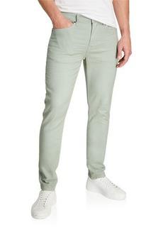 Hudson Jeans Men's Axl Stretch-Twill Skinny Jeans