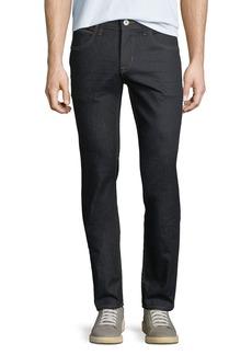 Hudson Jeans Men's Blake Slim Straight-Leg Jeans  Dark Blue