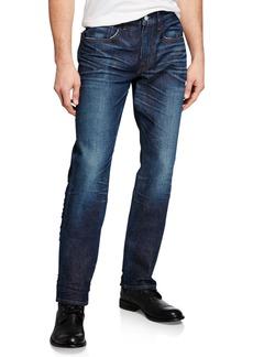Hudson Jeans Men's Byron Straight Fit Denim Jeans