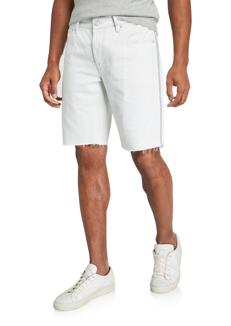 Hudson Jeans Men's Cutoff Denim Shorts