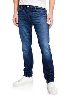 Hudson Jeans Men's Sartor Relaxed Skinny Jeans