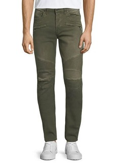 Hudson Jeans Men's The Blinder Biker Jeans