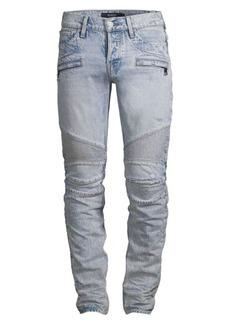 Hudson Jeans Mid Rise Blinder Biker Jeans