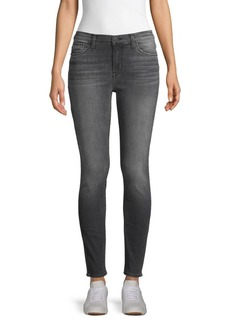 Hudson Jeans Mid-Rise Skinny Ankle Jeans