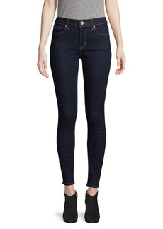 Hudson Jeans Natalie Cropped Skinny Jeans