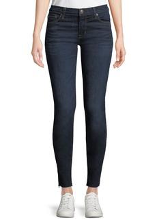 Hudson Jeans Natalie Dark-Wash Ankle Jeans