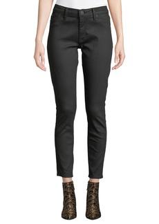 Hudson Jeans Natalie Mid-Rise Denim Skinny Jeans