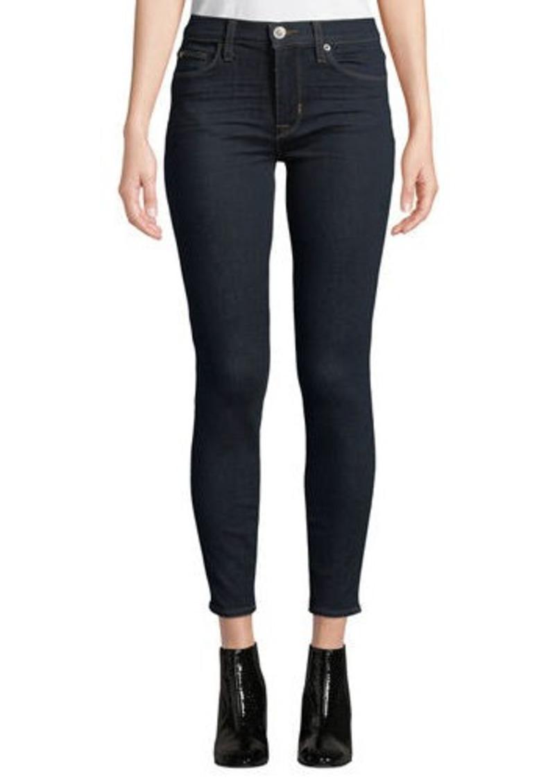 Hudson Jeans Natalie Released Hem Jeans