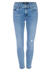 Hudson Jeans Nico High-Rise Ankle Jeans