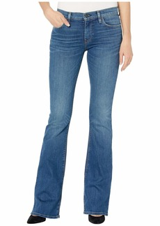 Hudson Jeans Nico Mid-Rise Bootcut in Gimmick