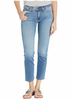 Hudson Jeans Nico Mid-Rise Cigarette in Lo-Fi